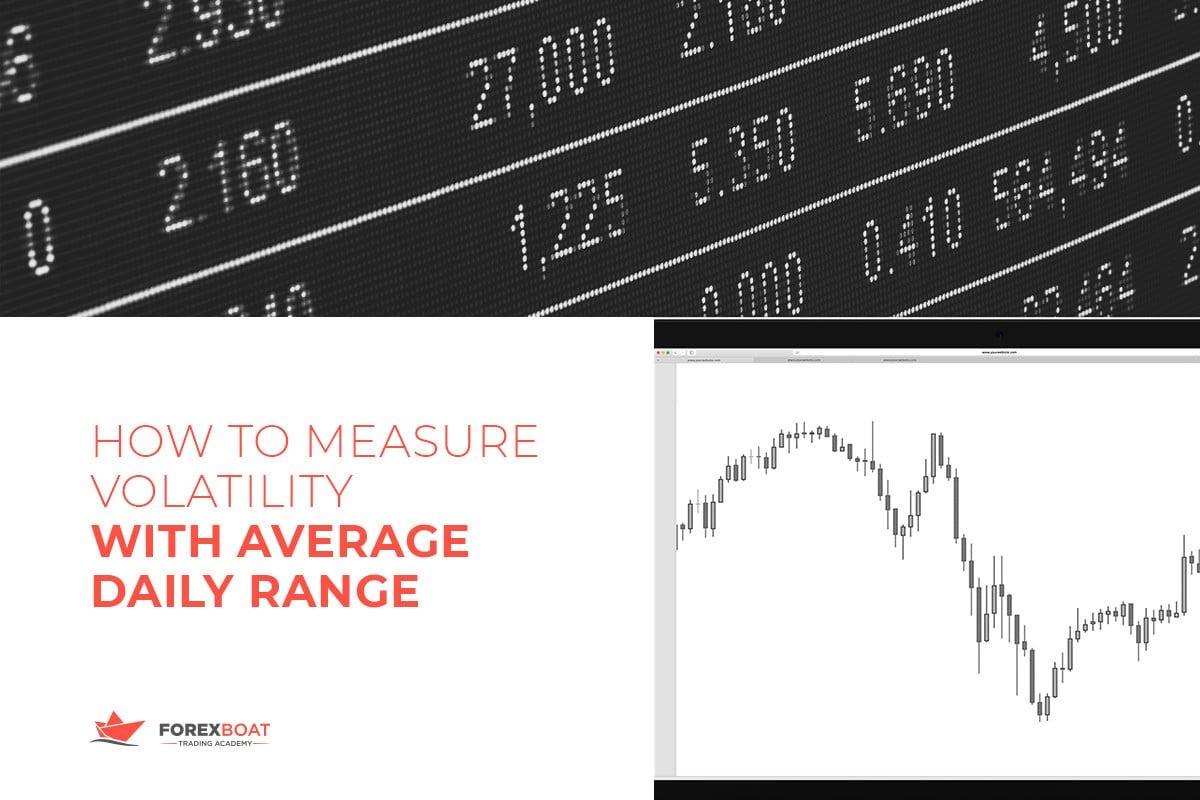 How to measure volatility with average range