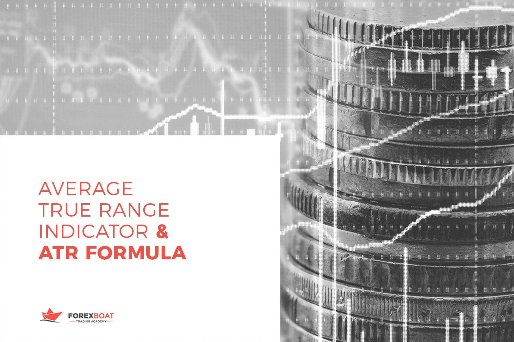 Average True Range Indicator & ATR Formula