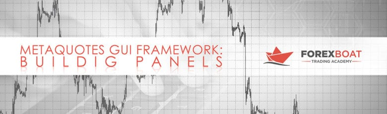 MetaQuotes GUI framework: Building Panels