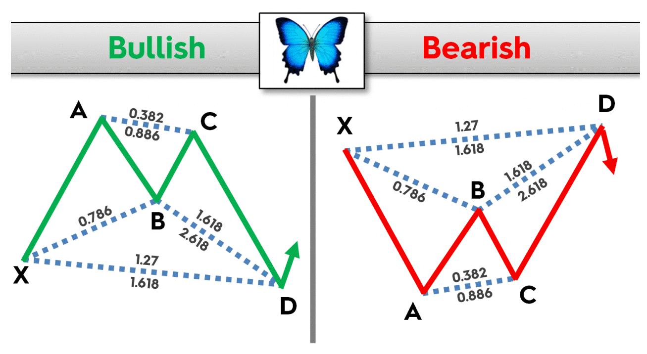 The butterfly pattern